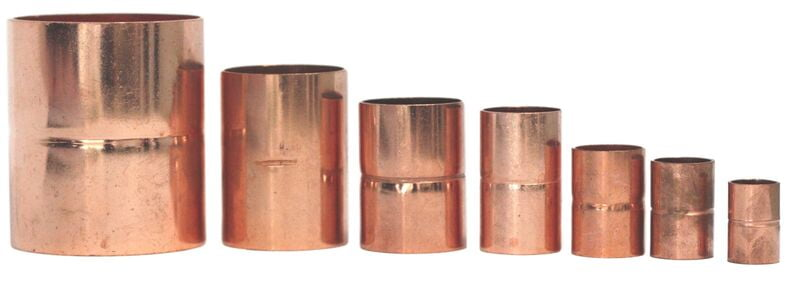 "COPPER COLLAR 1 5/8"" DIAMETER"